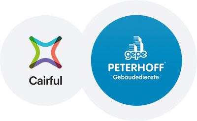 gepe Gebäudedienste PETERHOFF GmbH - Cairful GmbH