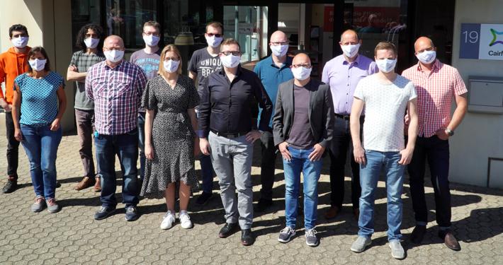 Aktuelles Beitragsbild - Cairful-Team-wiedervereint - Cairful GmbH
